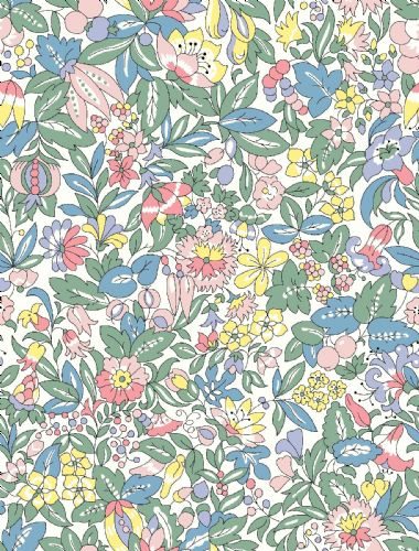 Flower Show Spring - Hyde Floral, by Liberty Of London